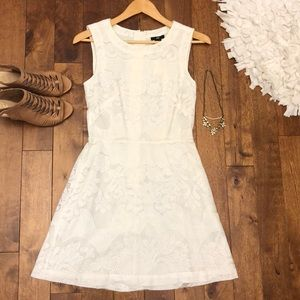 NWT Ivory Lace Dress by H&M